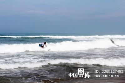 巴厘岛海滩风光