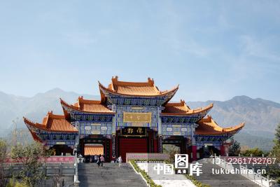 云南大理古建筑