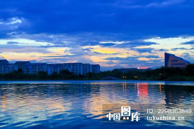 东莞市松山湖风景