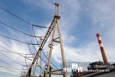 中国广东深圳南方电网电力设施