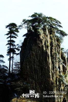 安徽省黄山风景 图片